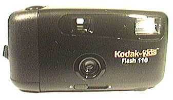 Kodak For Kids Flash 110