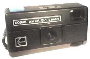 Kodak pocket B-1