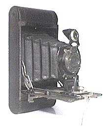 No.2 Folding Autographic Brownie