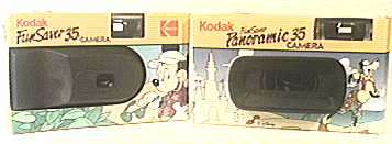 Disney Single-Use Cameras
