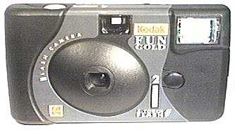 Kodak Gold Single Use Cameras