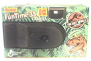Lost World Single-Use Camera