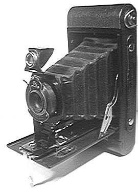 No.2A Folding Autographic Brownie