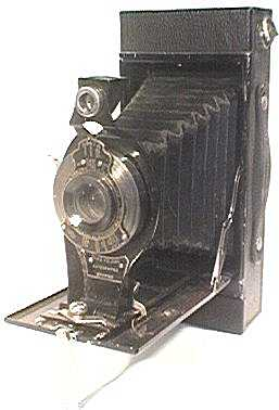 No.2C Folding Autographic Brownie