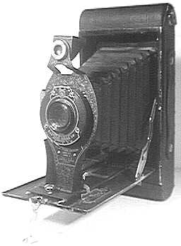 No.3A Folding Cartridge Hawk-Eye Model B