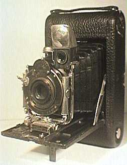 No.3 Folding Pocket Kodak (Model E-4)