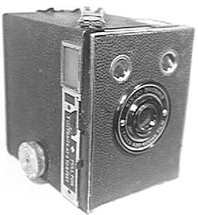 Six-20 Brownie (Portrait Model)