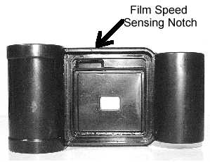 Kodak 126 Film Instamatic Cartridge